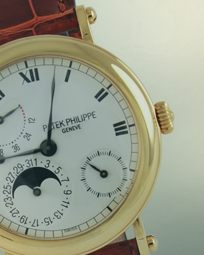 Why do Patek Philippe watches command so much passion?