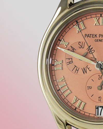 Investing in a Patek Philippe