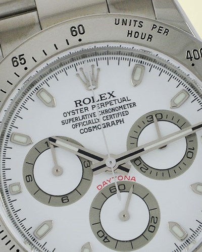 In profile: Rolex Cosmograph