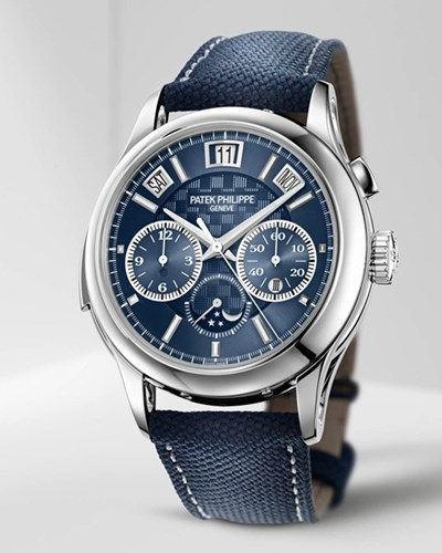 David discusses Patek Philippe's titanium timepiece for Only Watch 2017