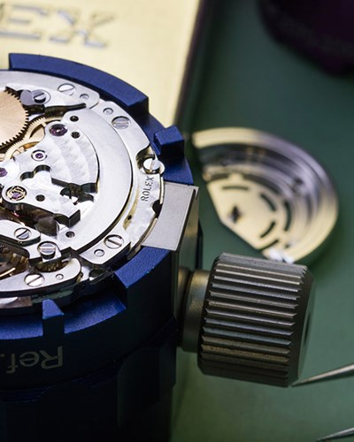 At your service - how to keep your watch in mint condition
