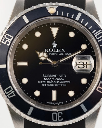 In Profile: Rolex Submariner