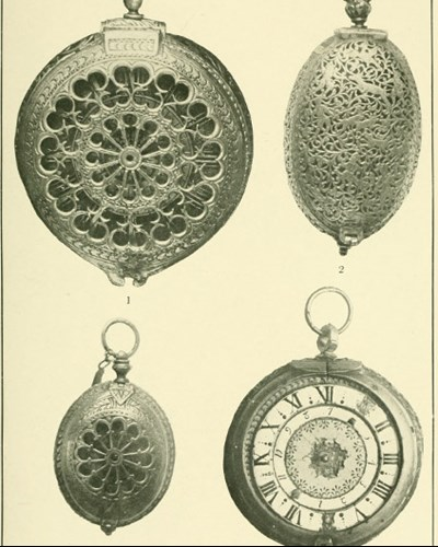 Nuremberg Eggs - A Horological Mystery