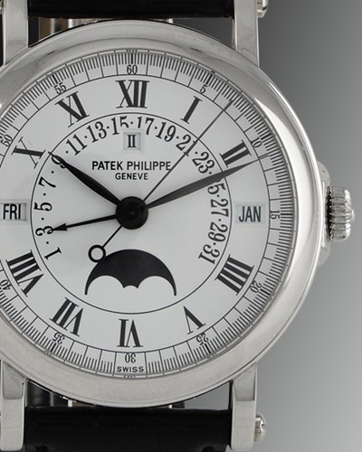 Your first five Patek Philippes