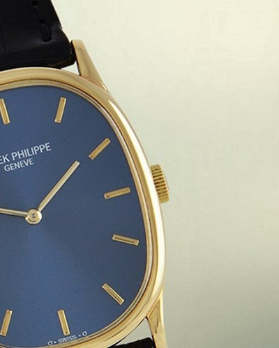 Your next investment: Patek Philippe Golden Ellipse