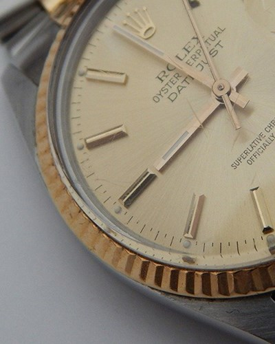 The Art of Ageing: A Guide to Vintage Watch Patina