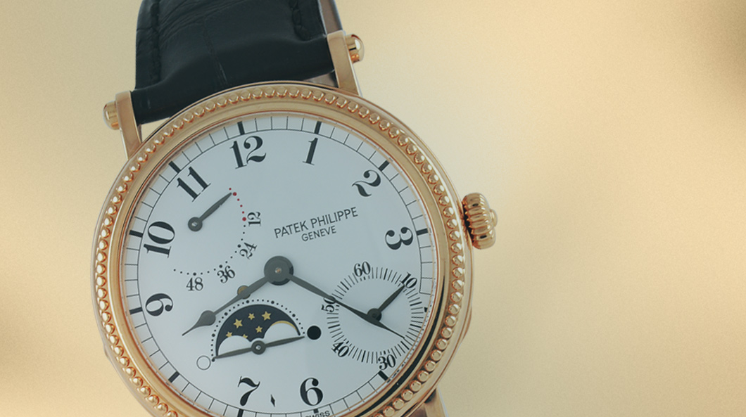 Moonphase Power Reserve 5015 PP1975
