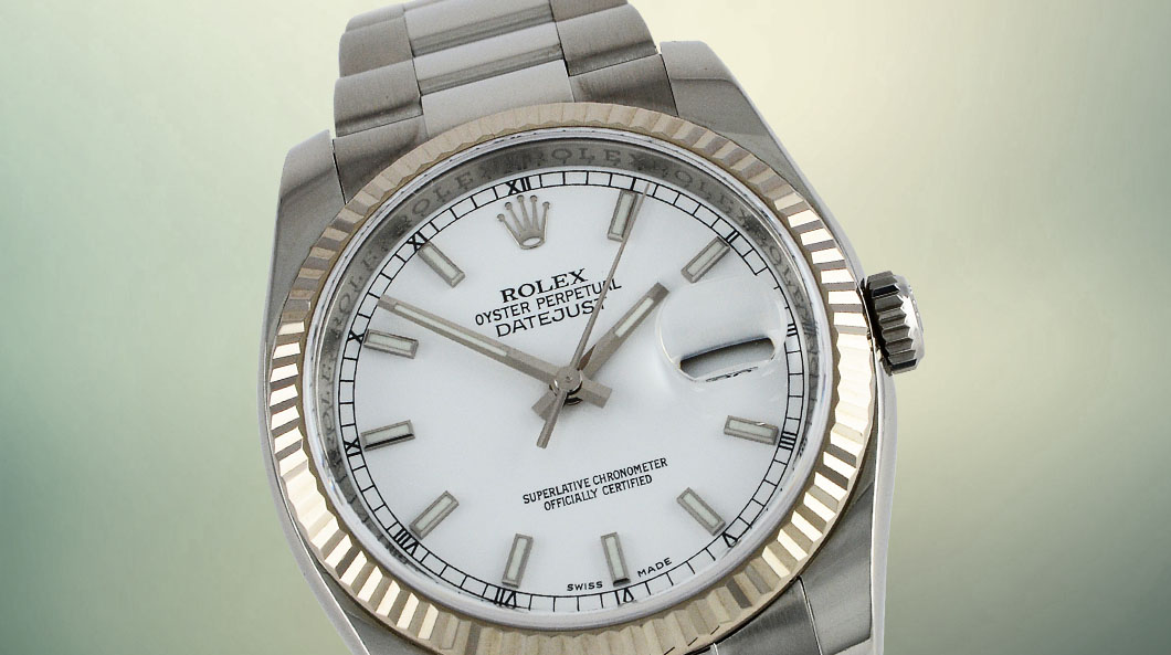Date Just 116234 R3056