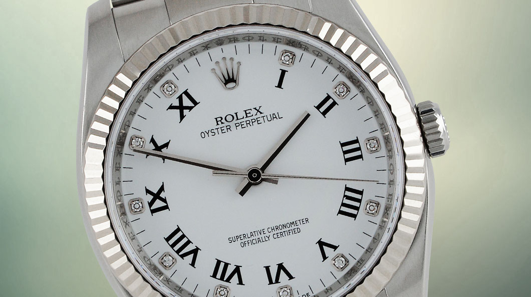 Oyster Perpetual Non Date 116034 R3088