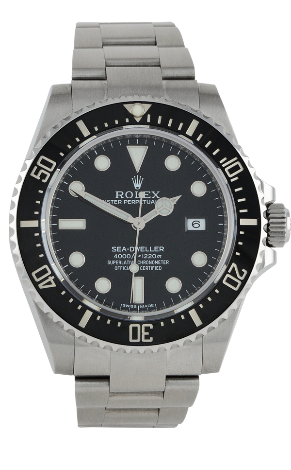 Sea Dweller New 116600 R3618