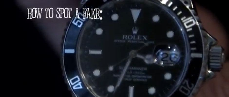 The test of time: how to spot a fake Rolex