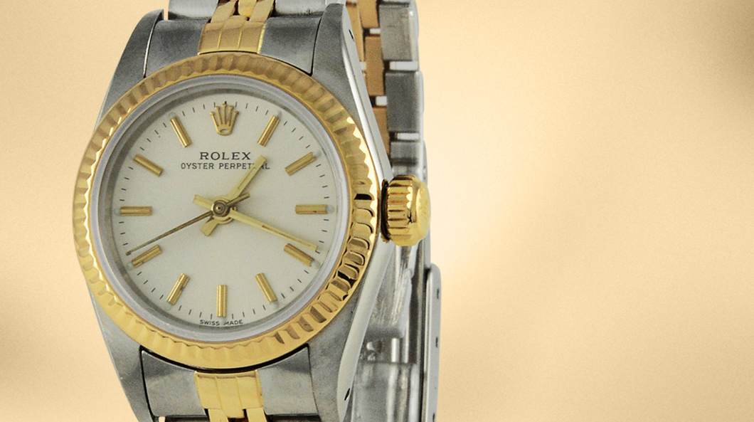 Oyster Perpetual Non Date 67193 R3318