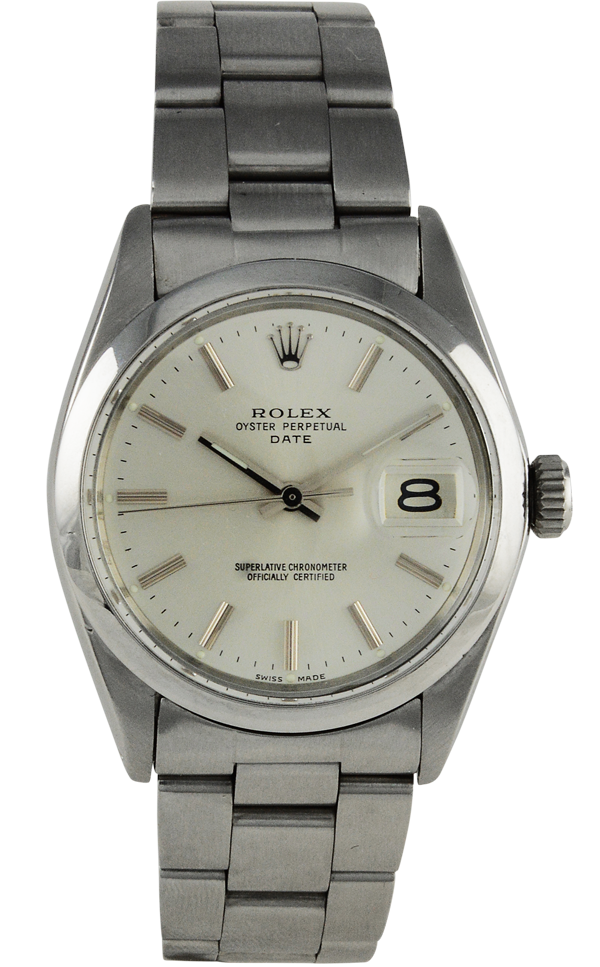 Oyster Perpetual Date 1500 R3400