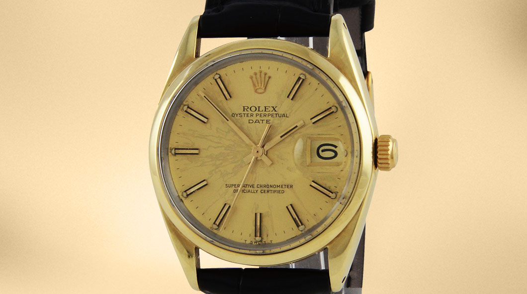Oyster Perpetual Date 1550 R3373