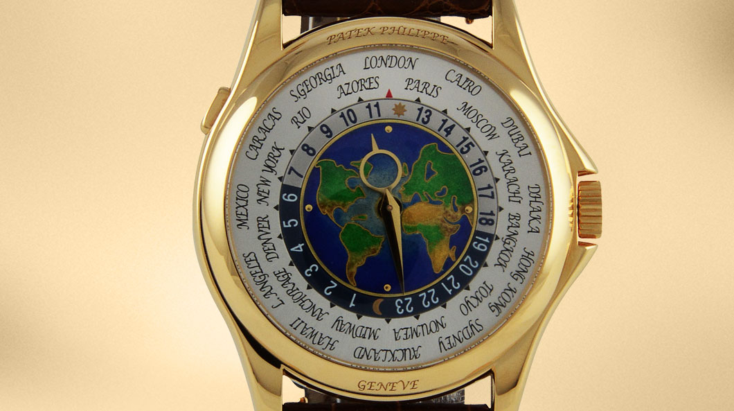 World Time - Heures Universelles