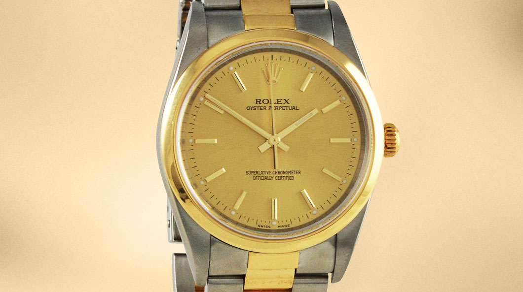 Oyster Perpetual Non Date 14203 R3422
