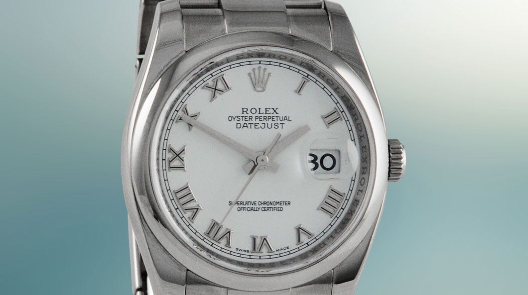 Date Just 16200 R3073