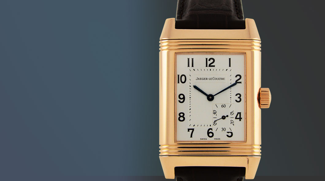 Reverso 8 Day Power Reserve JLC402