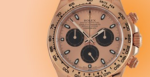 Classic Cars and the Rolex Daytona