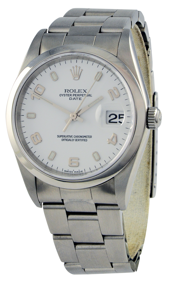 Oyster Perpetual Date 15200 R3678