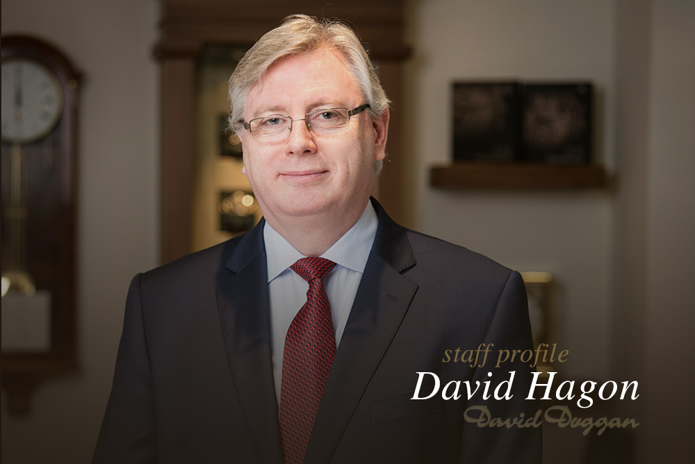 Meet the Team - David Hagon