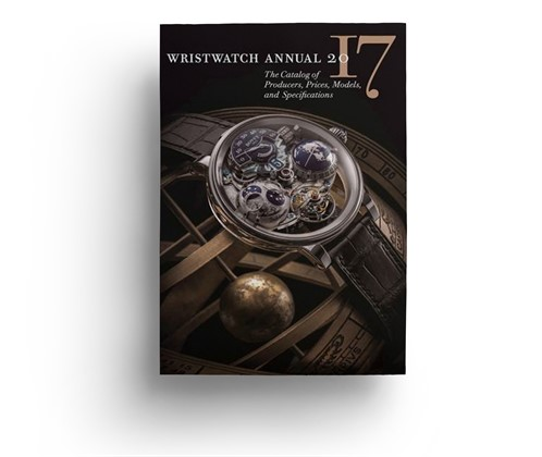 Wristwatch Annual WR