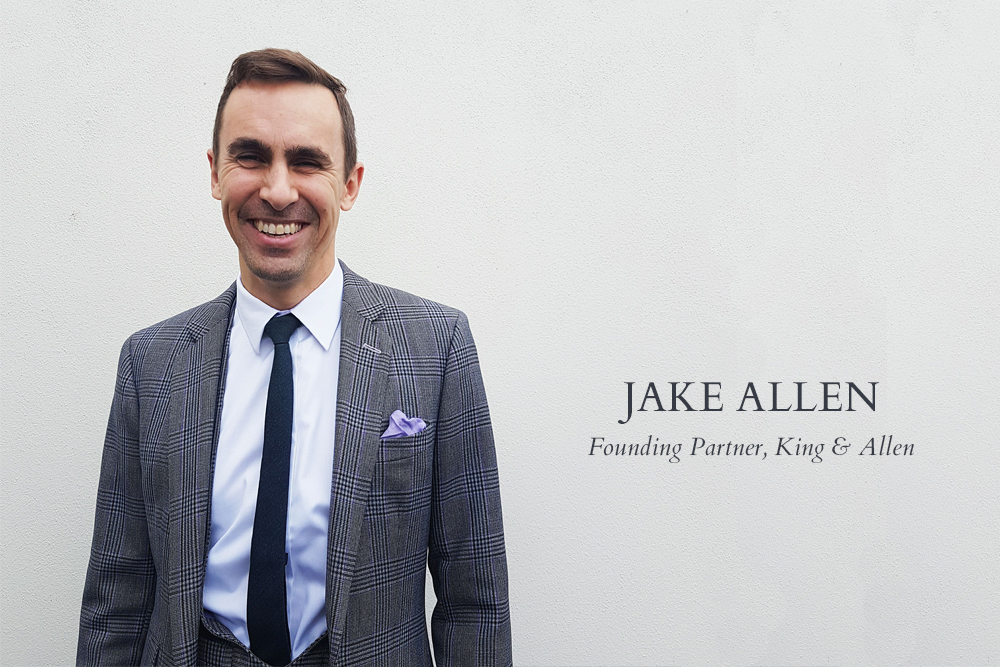 The Bespoke Suit: Essential Gentleman Wear