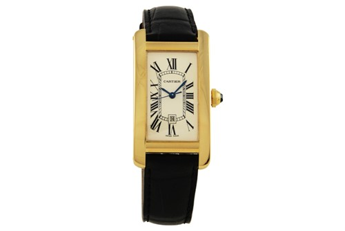 Cartier Leather Strap
