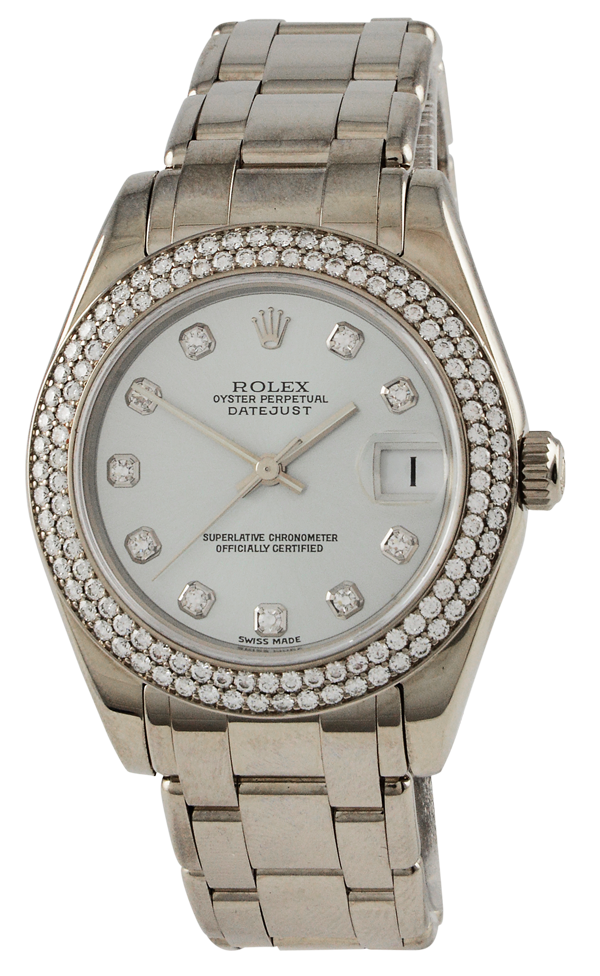 rolex preowned luxury watches datejust
