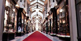 Burlington Arcade Curators of London style since 1819
