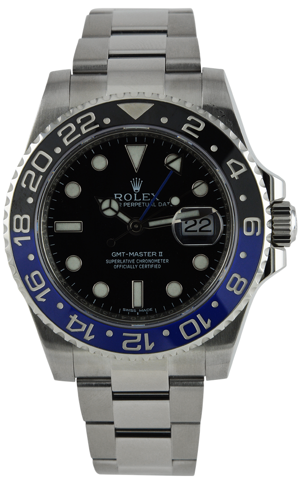 GMT II New Blue Black 116710BLNR R3654