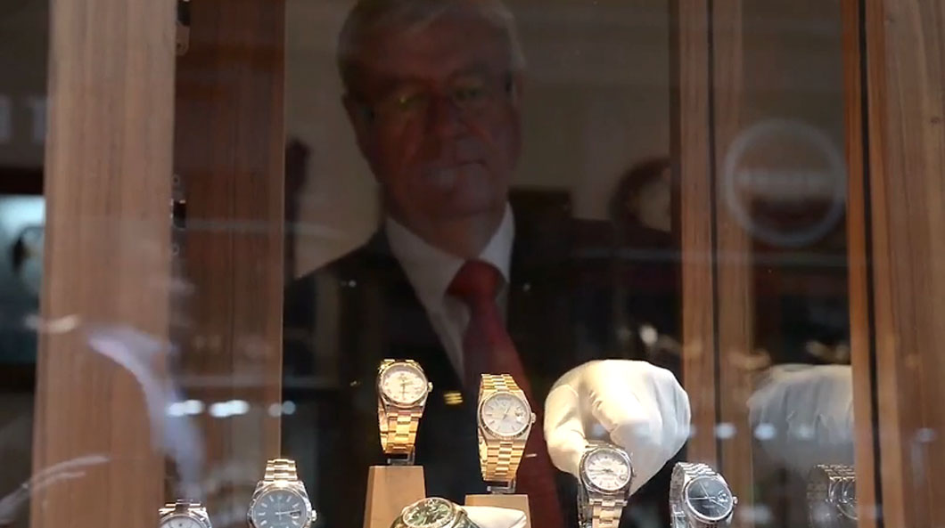 Interview with David Duggan On 'How To Care for Your Luxury Timepieces'