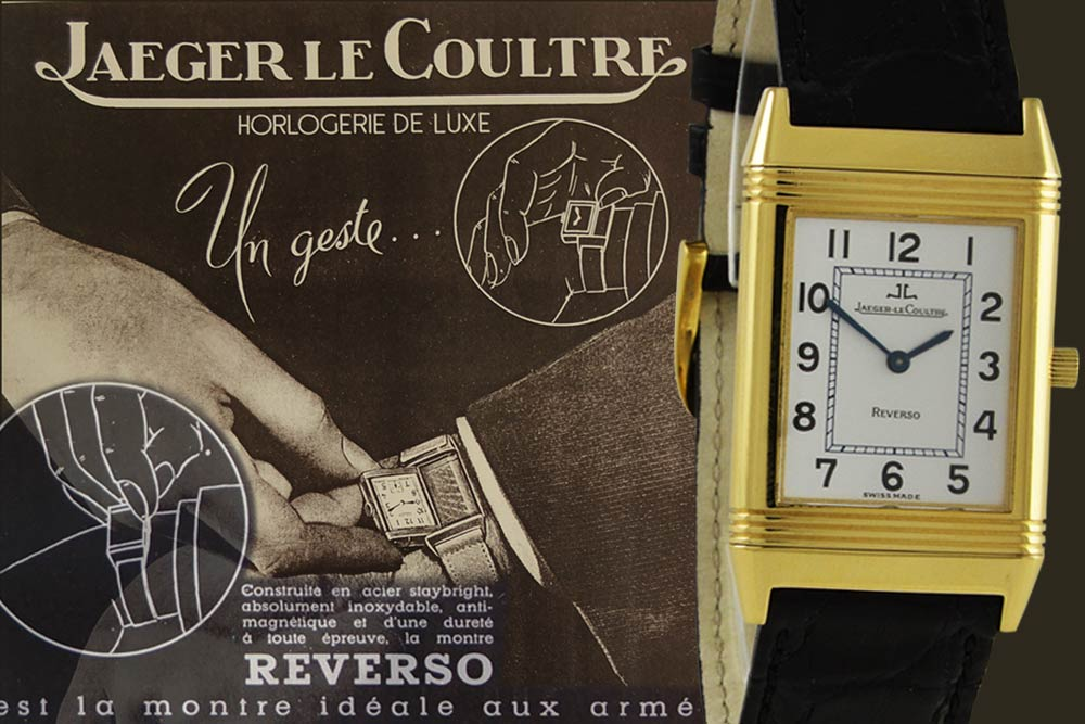 The Reverso Story: Jaeger-LeCoultre's watch-with-a-twist