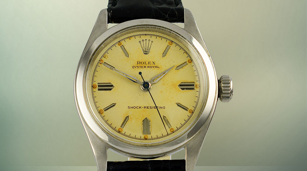 Oyster Perpetual 6144