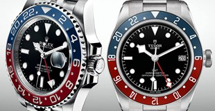 Under the Loupe: Rolex and Tudor's Pepsi GMT Masters from Baselworld 2018