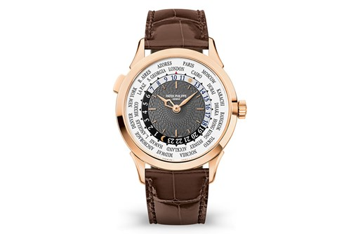 The Patek Philippe World Time Ref