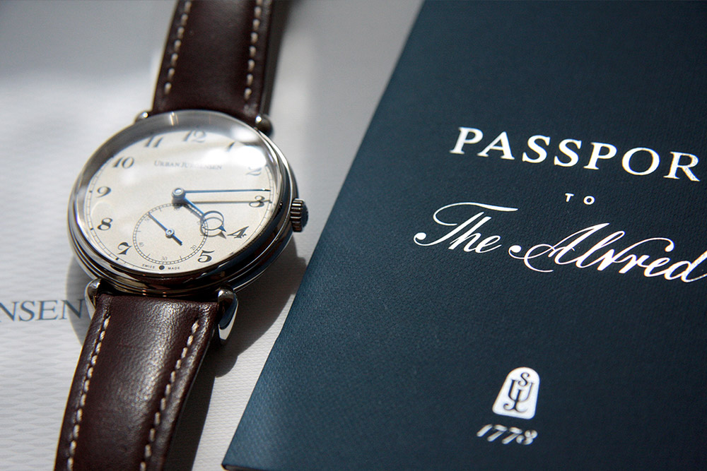 Urban Jurgensen 'The Alfred'