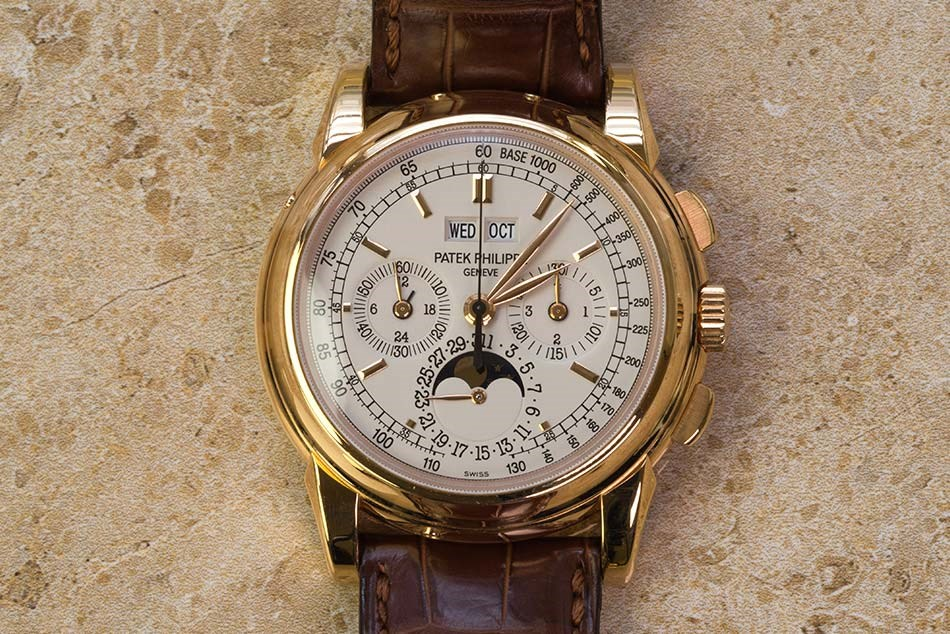 David Duggan Watches Patek Philippe 5970R Perpetual Calendar