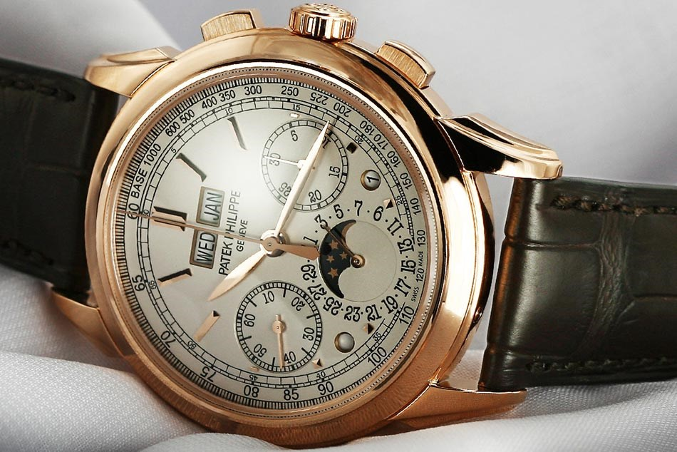 Patek_Philippe_Perpetual_Calendar_5270R Photo by  Luxurywatches