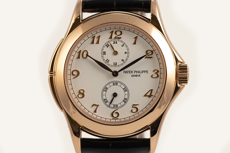 Patek Philippe Calatrava Travel Time 5134R