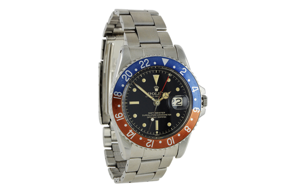 Rolex GMT Master R3594 from 1963
